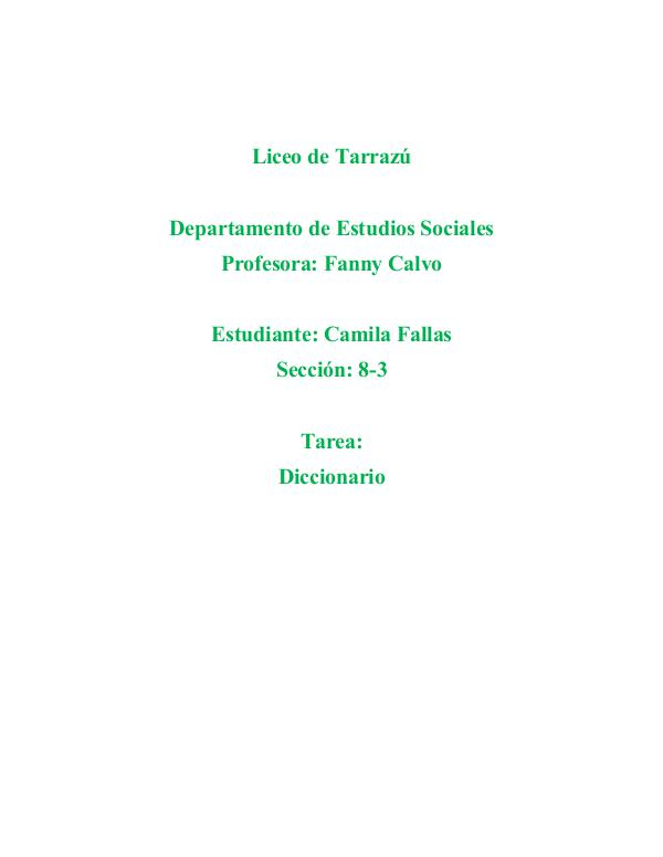 Portafolio de Civica tarea de estudios camila