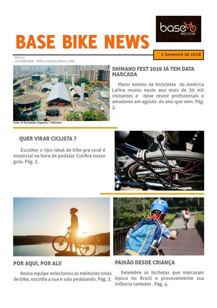 Base Bike News Base Bike News