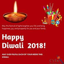 Happy Diwali 2018 from Cybex Exim Solutions Pvt Ltd