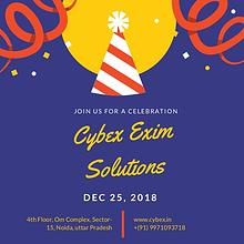 Merry Christmas - Export Import Data Provider - Cybex Exim Solutions
