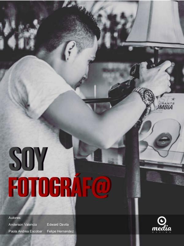 Mi primera revista Soy Fotográf@