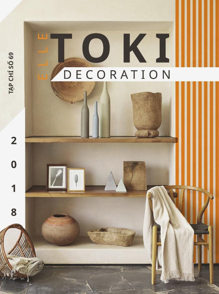 TOKI DECORATION TẠP CHÍ TOKI DECORATION