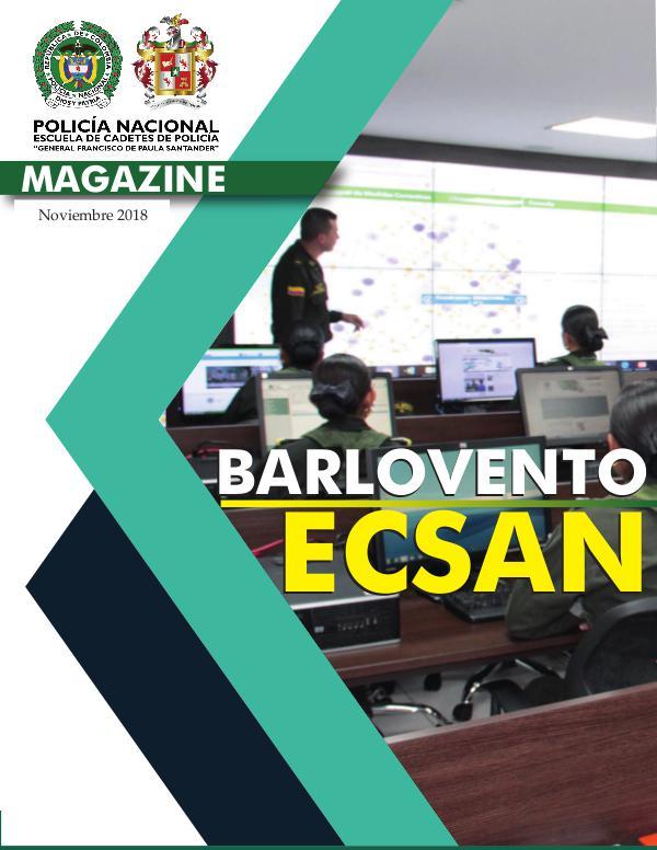 Barlovento ECSAN primera Edición Barlovento ECSAN final 11118