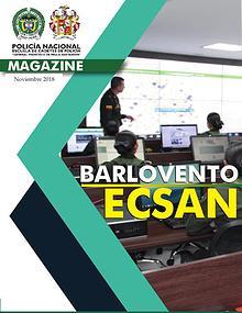 Barlovento ECSAN primera Edición
