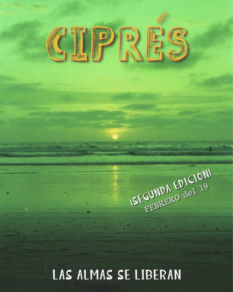 Revista Ciprés Volumen 2