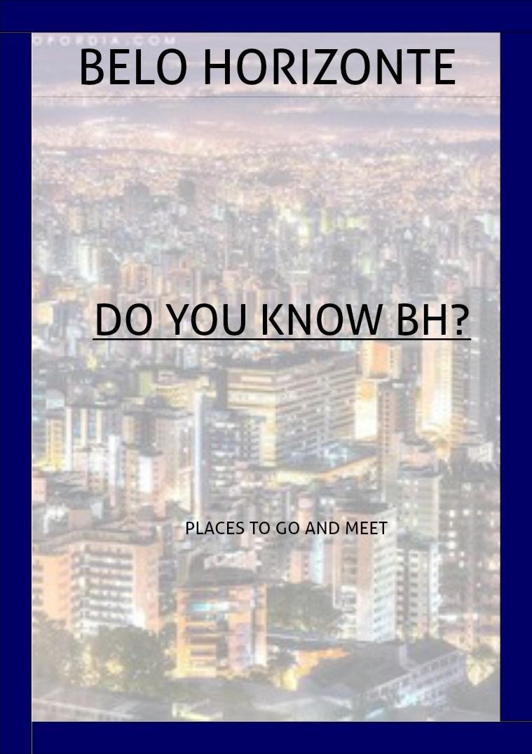 Minha primeira publicação Minha primeira publicação