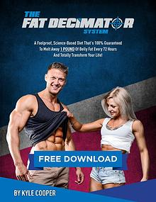 Fat Decimator System pdf Free fat decimator download pdf Report kyle