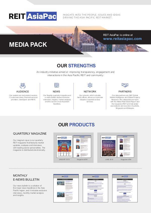 REITASIAPAC Media and Service Pack REIT-presskit