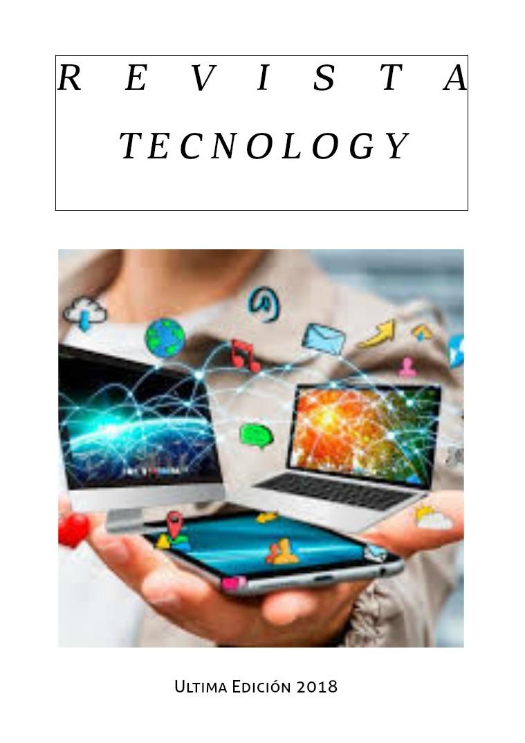 Tecnology Para el año 2019