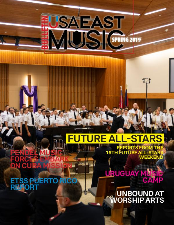 BULLETIN - SPRING 2019 - ISSUE 2