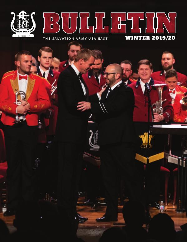 USA East Music NYSB BULLETIN - WINTER 2019/20