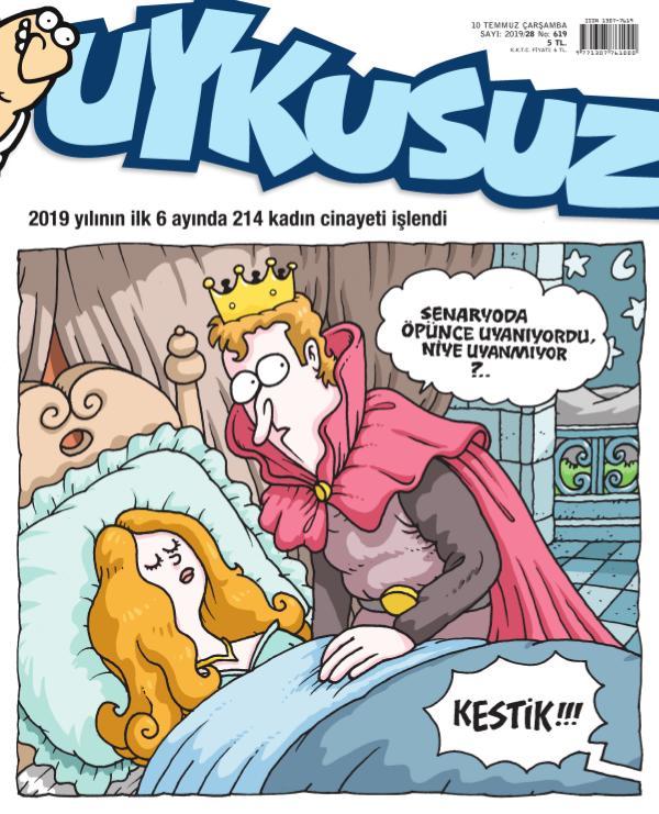 Uykusuz 2019/28