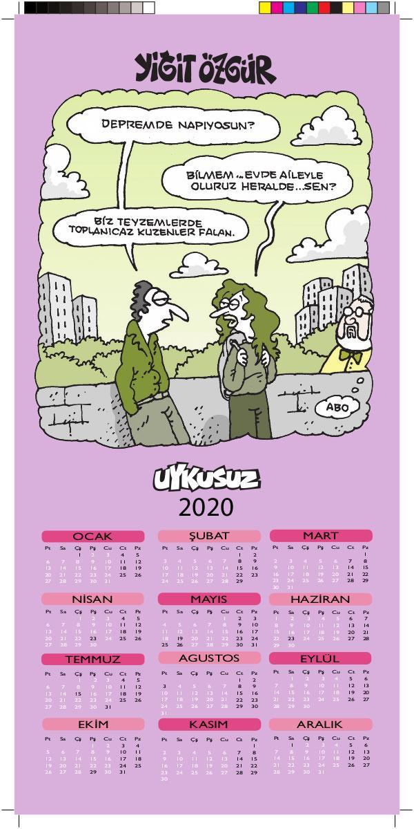 Uykusuz Promosyon 2020/01