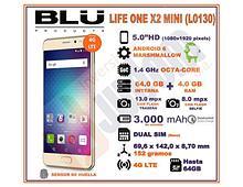 TELEFONO CELULAR BLU LIFE ONE X2 MINI (L0130)