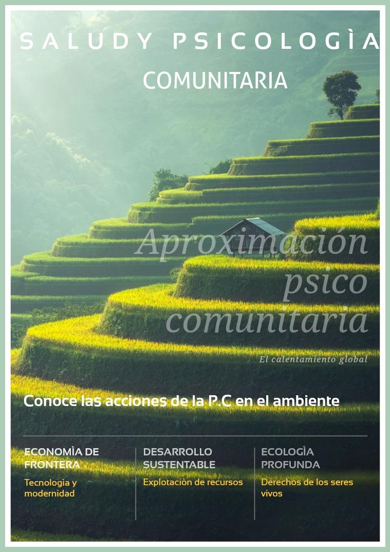Aproximación comunitaria ambiental 1