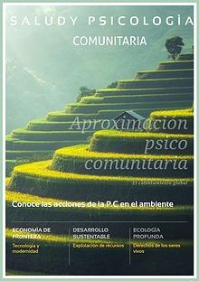 Aproximación comunitaria ambiental