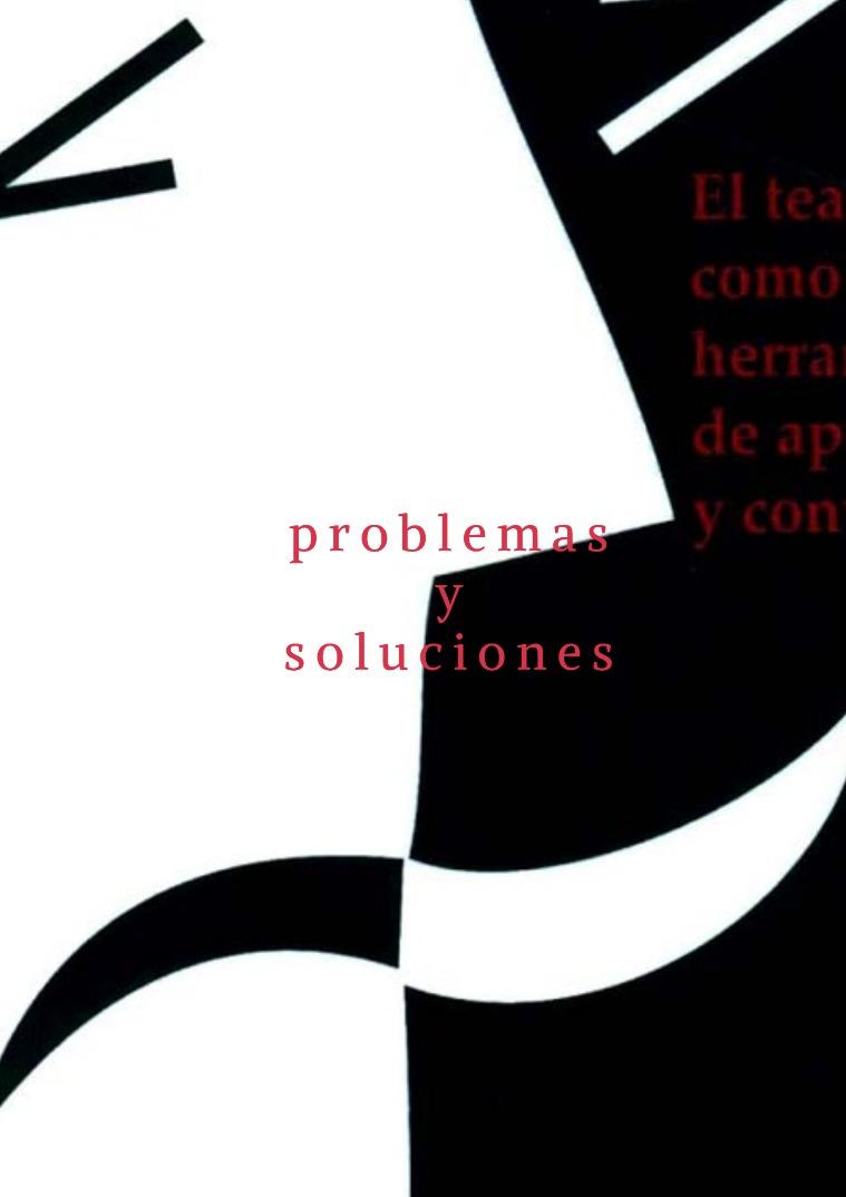 PROBLEMAS Y SOLUCIONES PROBLEMAS Y SOLUCIONES