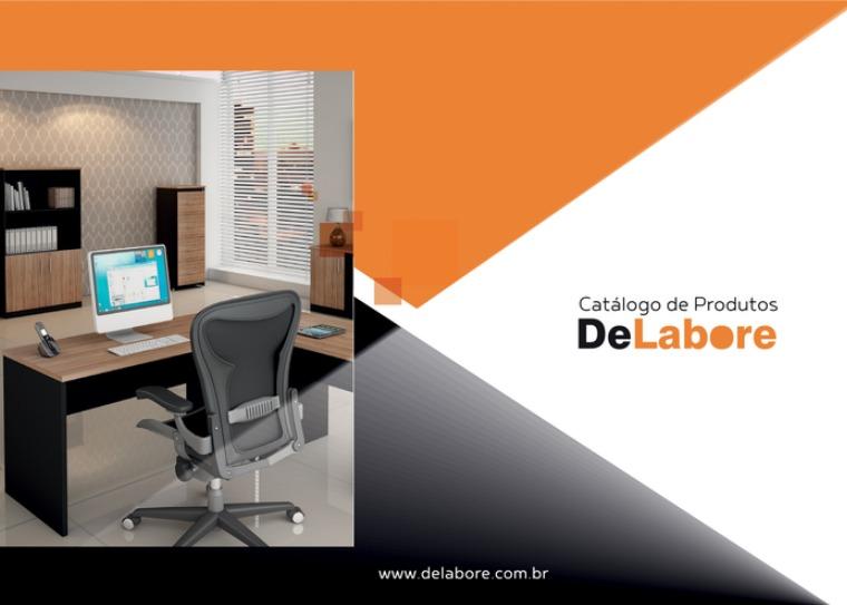 Catálogo Delabore Volume I