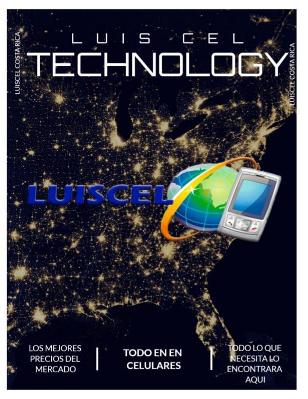 Catalogo Celulares Luis Cel Catalogo LuisCel