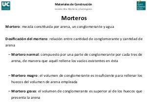 MATERIALES DE CONSTRUCCION MATERIALES DE CONSRUCCION