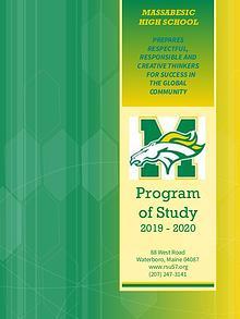 Program of Study 2019-2020