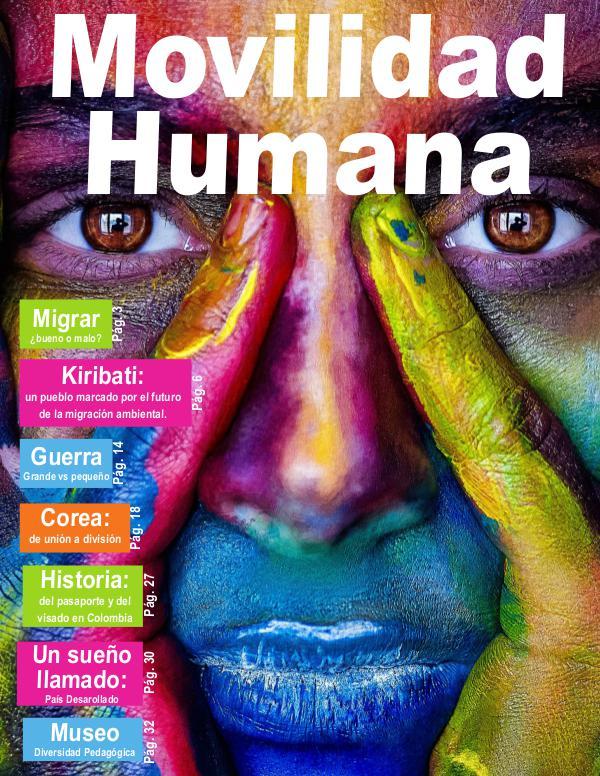 Movilidad Humana (Noviembre 2018)