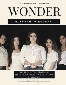 Revista Wonder