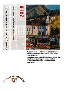 REVISTA OURO PRETO - COLÉGIO PAULO FREIRE