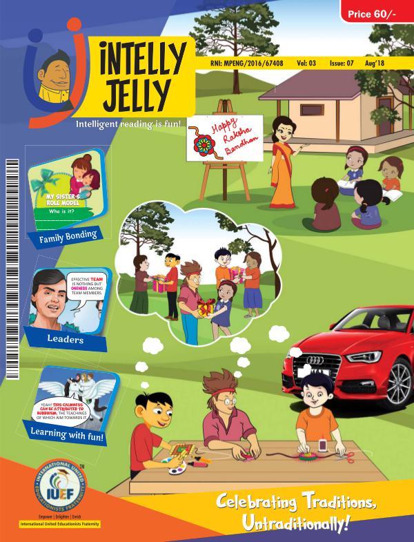 iNTELLYJELLY iNTELLYJELLY_Aug'18 Issue