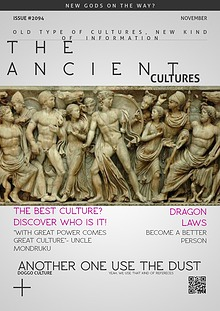 Ancient Cultures Magazine