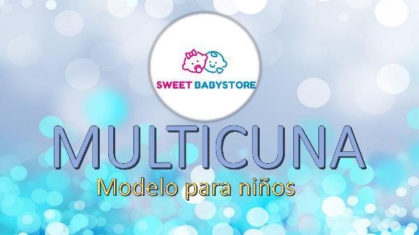 Multicunas para niños Sweet BabyStore MULTICUNAS NIÑOS -2018