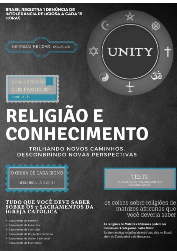 Religião e Conhecimento Material da Revista de Religião (3)