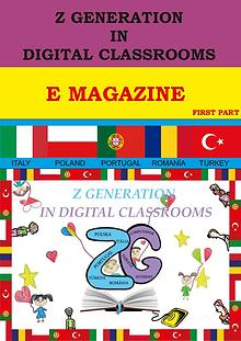 Z Generation İn Digital Classroom first Magazine