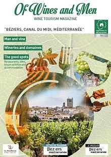 Guide Oenotourisme Béziers 2018