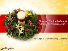 Christmas Garden Berlin- An Angelic Destination of Germany