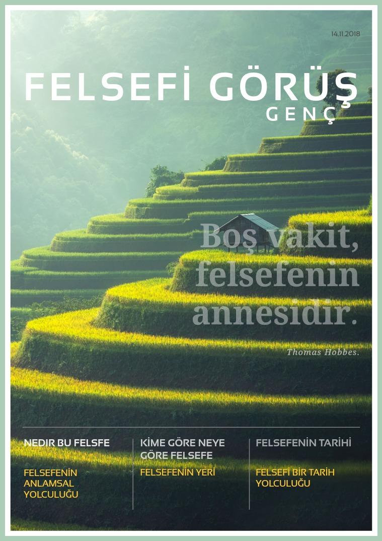 Felsefi Görüş Felsefi Gorus