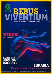 REBUS VIVENTUM