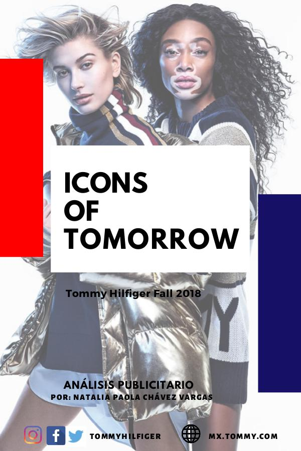 TOMMY ICONS | ANAPUB TOMMY ICONS OF TOMORROW