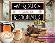 CATÁLOGO MERCADO DE PRODUCTOS REGIONALES 2018