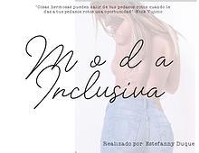 Manual de investigación Moda Inclusiva- Estefanny Duque
