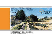 Hester Berry - Solo Exhibition