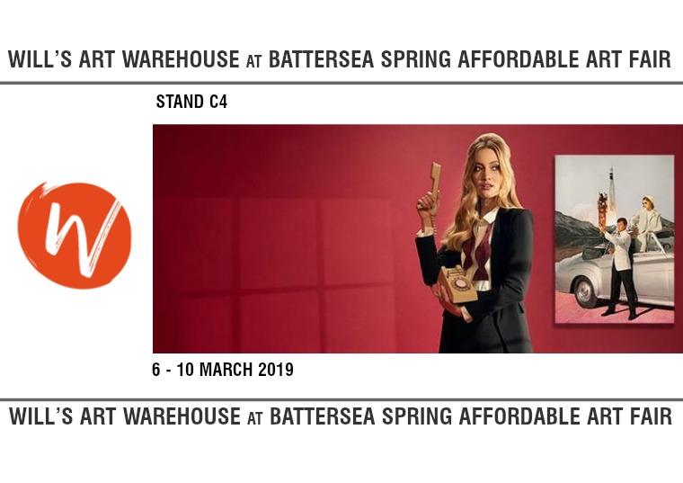 Affordable Art Fair - Battersea Spring 2019 1