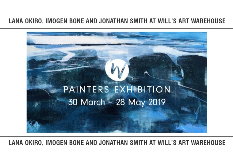 Painters Exhibition at Will's Art Warehouse 1