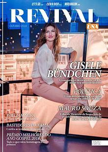 Revista Revival USA - Edição Especial - Outubro 2018