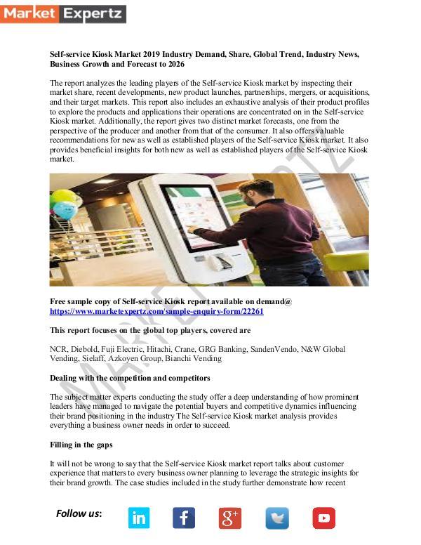 My first Publication Self-service Kiosk