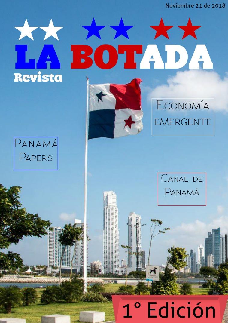 Panamá Economy Noviembre 2018