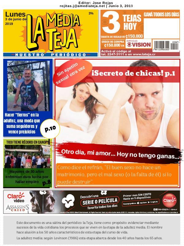 Mi primera revista La medía teja (4)