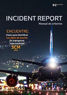 MANUAL CRITERIOS INCIDENT REPORT