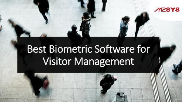 David Best Biometric Software for Visitor Management