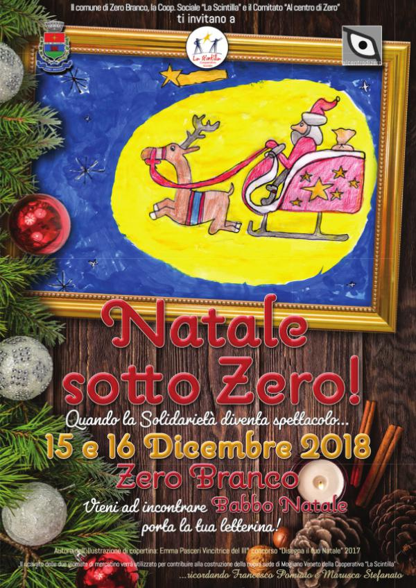 Natale sotto...Zero! 2018 Libretto_2018